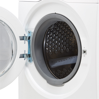 AEG DualSense Technology L7WEE861R Washer Dryer - White - L7WEE861R_WH - 4