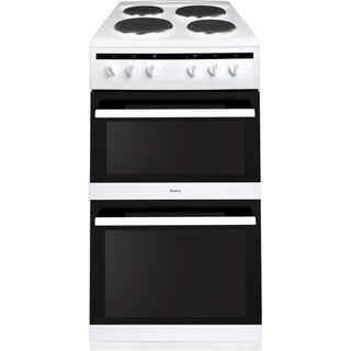 Amica AFS5500WH Electric Cooker - White - AFS5500WH_WH - 1