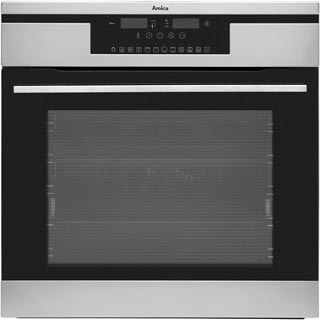 Amica 11433ThX Built In Electric Single Oven - Stainless Steel - 11433ThX_SS - 1
