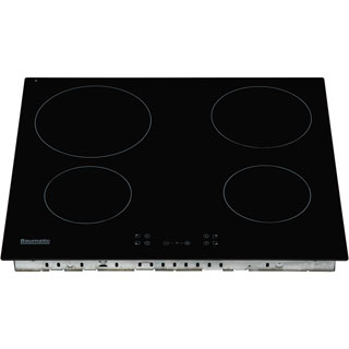 Baumatic BHIC605 Built In Ceramic Hob - Black - BHIC605_BK - 3
