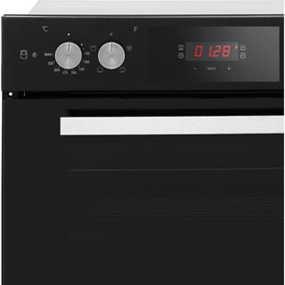 Baumatic BODM984X Built In Electric Double Oven - Stainless Steel - BODM984X_SS - 3