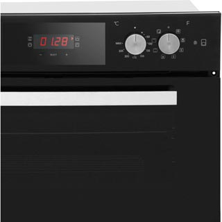 Baumatic BODM984X Built In Electric Double Oven - Stainless Steel - BODM984X_SS - 4