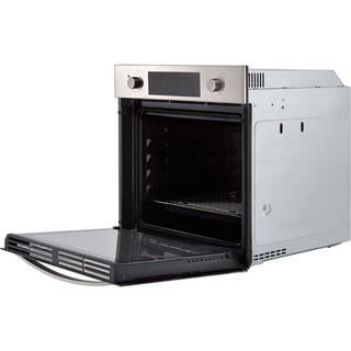 Baumatic BOFTU604X Built In Electric Single Oven - Stainless Steel - BOFTU604X_SS - 4