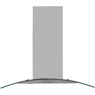Baumatic BT9.3GL Built In Chimney Cooker Hood - Stainless Steel - BT9.3GL_SSG - 1