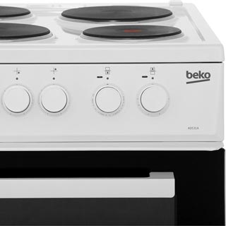 Beko AD531AW Electric Cooker - White - AD531AW_WH - 5