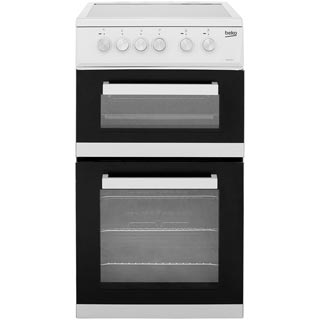 Beko ADC5422AW Electric Cooker - White - ADC5422AW_WH - 1