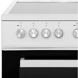 Beko ADC5422AW Electric Cooker - White - ADC5422AW_WH - 5