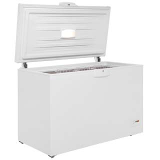 Beko CF1300APW Chest Freezer - White - CF1300APW_WH - 3