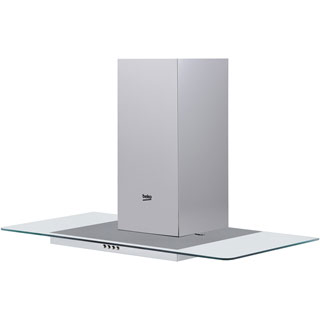 Beko HCF91620X Built In Chimney Cooker Hood - Stainless Steel - HCF91620X_SS - 3