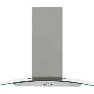Beko HCG71320X Built In Chimney Cooker Hood - Stainless Steel - HCG71320X_SS - 1
