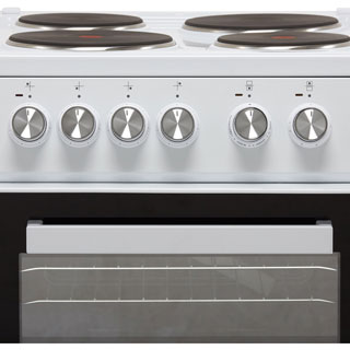 Beko KD532AW Electric Cooker - White - KD532AW_WH - 2