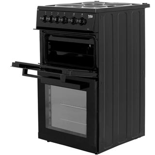 Beko KD533AK Electric Cooker - Black - KD533AK_BK - 2