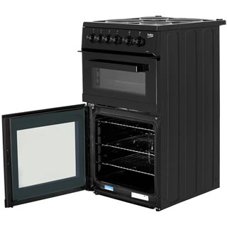 Beko KD533AK Electric Cooker - Black - KD533AK_BK - 3