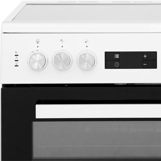 Beko KDC653W Electric Cooker - White - KDC653W_WH - 4