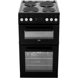 Beko KDV555AS Electric Cooker - Silver - KDV555AS_SI - 4