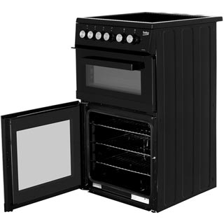Beko KDVC563AK Electric Cooker - Black - KDVC563AK_BK - 3