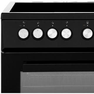 Beko KDVC563AK Electric Cooker - Black - KDVC563AK_BK - 4