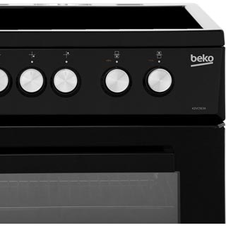 Beko KDVC563AK Electric Cooker - Black - KDVC563AK_BK - 5