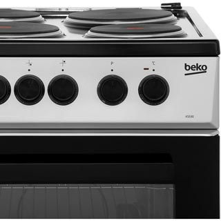 Beko KS530W Electric Cooker - White - KS530W_WH - 5