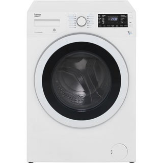 Beko WDR7543121W Washer Dryer - White - WDR7543121W_WH - 1