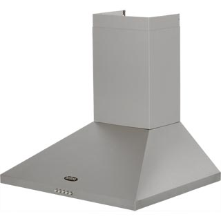 Belling 60CHIM Built In Chimney Cooker Hood - Stainless Steel - 60CHIM_SS - 5