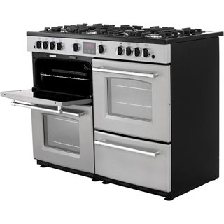 Belling Farmhouse110GT Gas Range Cooker - Cream - Farmhouse110GT_CR - 4