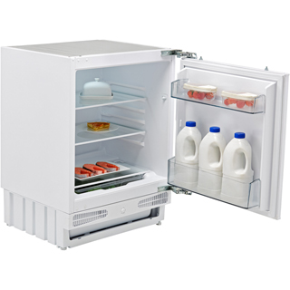 Belling LF609 Built Under Fridge - White - LF609_WH - 1