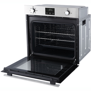Belling BI602FPCT Built In Electric Single Oven - Black - BI602FPCT_BK - 3