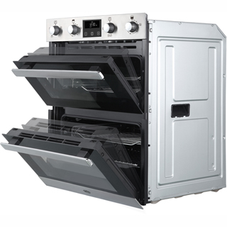Belling BI702FPCT Built Under Electric Double Oven - Black - BI702FPCT_BK - 5