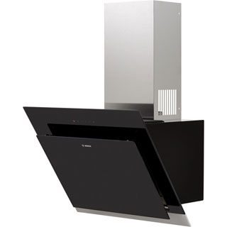 Bosch Serie 4 DWK67HM60B Built In Chimney Cooker Hood - Stainless Steel / Black Glass - DWK67HM60B_SSB - 4