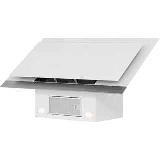 Bosch Serie 4 DWK97HM60B Built In Chimney Cooker Hood - Stainless Steel / Black Glass - DWK97HM60B_SSB - 5