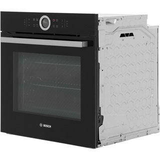 Bosch Serie 8 HBG634BS1B Built In Electric Single Oven - Stainless Steel - HBG634BS1B_SS - 3
