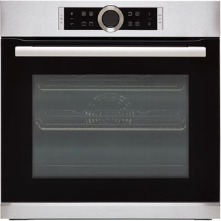 Bosch Serie 8 HBG634BS1B Built In Electric Single Oven - Stainless Steel - HBG634BS1B_SS - 1