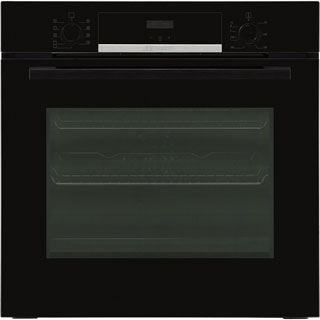 Bosch Serie 4 HBS534BB0B Built In Electric Single Oven - Black - HBS534BB0B_BK - 1