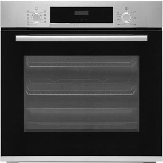 Bosch Serie 4 HBS534BS0B Built In Electric Single Oven - Stainless Steel - HBS534BS0B_SS - 1