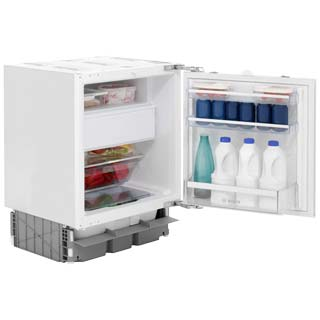 Bosch Serie 4 KUL15A60GB Built Under Fridge - White - KUL15A60GB - 3