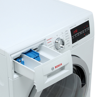 Bosch Serie 6 WVG30462GB 7Kg / 4Kg Washer Dryer with 1500 rpm - White - WVG30462GB_WH - 4