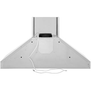 Britannia Latour HOOD-BTH100-S Built In Chimney Cooker Hood - Stainless Steel - HOOD-BTH100-S_SS - 5