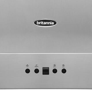 Britannia Arioso HOOD-K7088A90-C Built In Chimney Cooker Hood - Cream - HOOD-K7088A90-C_CR - 3