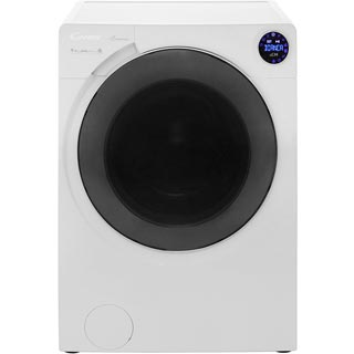 Candy Bianca BWD596PH3 Washer Dryer - White - BWD596PH3_WH - 1