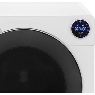 Candy Bianca BWD596PH3 Washer Dryer - White - BWD596PH3_WH - 4