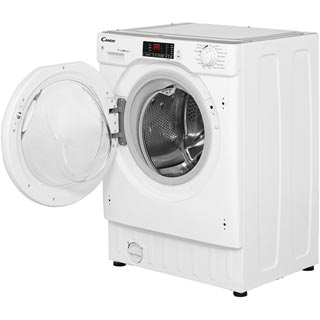 Candy CBWD8514D Integrated 8Kg / 5Kg Washer Dryer with 1400 rpm - CBWD8514D_WH - 3