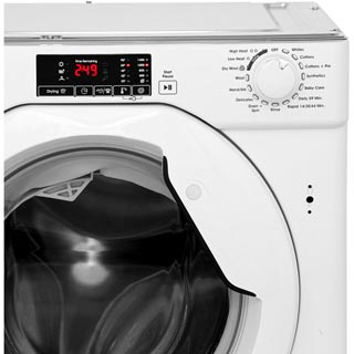 Candy CBWD8514D Integrated 8Kg / 5Kg Washer Dryer with 1400 rpm - CBWD8514D_WH - 5