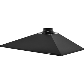 Candy CCE1104/1N Built In Chimney Cooker Hood - Black - CCE1104/1N_BK - 3