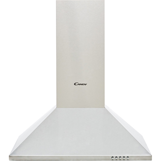 Candy CCE116/1X Built In Chimney Cooker Hood - Stainless Steel - CCE116/1X_SS - 1