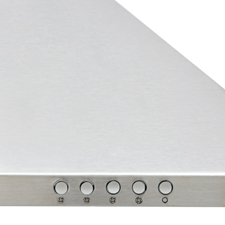 Candy CCE116/1X Built In Chimney Cooker Hood - Stainless Steel - CCE116/1X_SS - 4