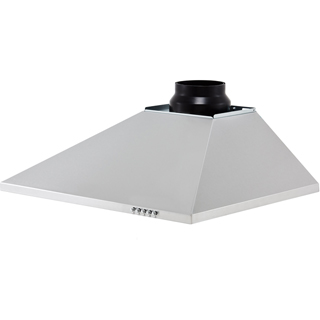 Candy CCE116/1X Built In Chimney Cooker Hood - Stainless Steel - CCE116/1X_SS - 3