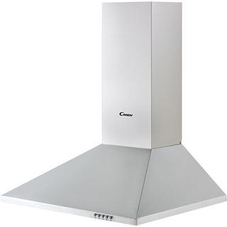 Candy CCE116/1X Built In Chimney Cooker Hood - Stainless Steel - CCE116/1X_SS - 2