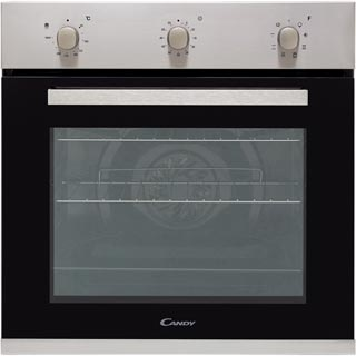 Candy CEHOPK60X/E Built In Single Ovens & Ceramic Hobs - Stainless Steel - CEHOPK60X/E_SS - 2