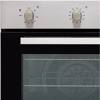Candy CEHOPK60X/E Built In Single Ovens & Ceramic Hobs - Stainless Steel - CEHOPK60X/E_SS - 5